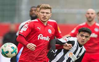 Sandhausen vs Holstein Kiel