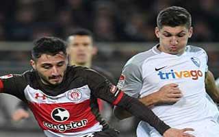 St. Pauli vs Bochum