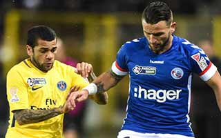 Strasbourg vs Paris Saint-Germain