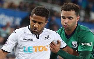 Swansea City vs West Bromwich Albion