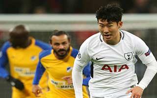 Tottenham Hotspur vs APOEL Nicosia