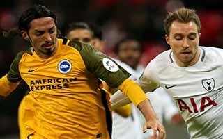 Tottenham Hotspur vs Brighton & Hove Albion