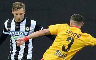 Udinese vs Benevento