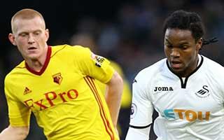 Watford vs Swansea City