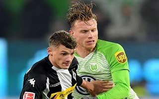 Wolfsburg vs Borussia Monchengladbach