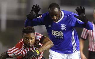 Birmingham City vs Sunderland