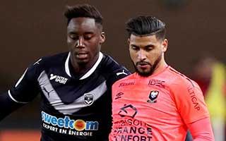 Bordeaux vs Caen