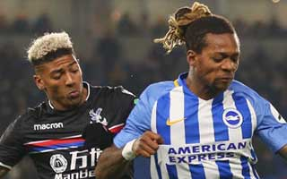 Brighton & Hove Albion vs Crystal Palace