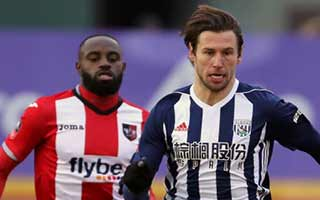 Exeter City vs West Bromwich Albion
