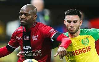 Guingamp vs Nantes