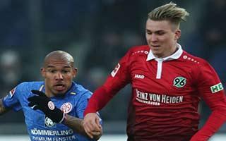 Hannover vs Mainz