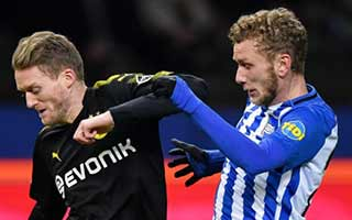 Hertha Berlin vs Borussia Dortmund