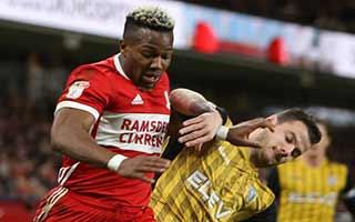 Middlesbrough vs Sheffield Wednesday