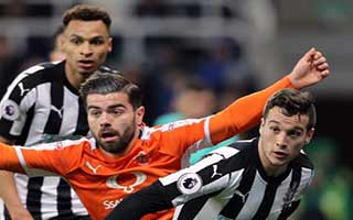 Newcastle United vs Luton Town