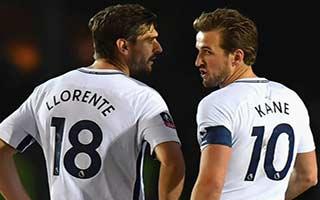 Newport County vs Tottenham Hotspur