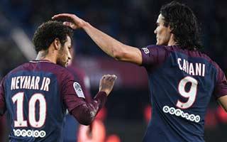 Paris Saint-Germain vs Montpellier
