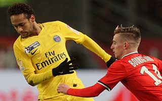 Rennes vs Paris Saint-Germain