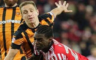 Sunderland vs Hull City