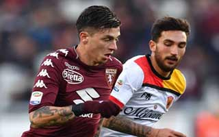Torino vs Benevento