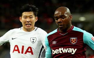 Tottenham Hotspur vs West Ham United