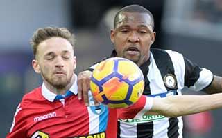Udinese vs SPAL 2013