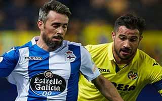 Villarreal vs Deportivo La Coruna