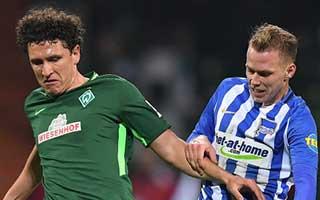Werder Bremen vs Hertha Berlin
