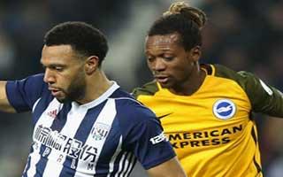 West Bromwich Albion vs Brighton & Hove Albion