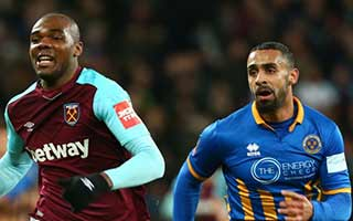 West Ham United vs Shrewsbury Town