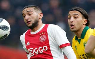 Ajax vs ADO Den Haag