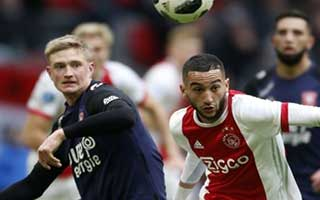 Ajax vs Twente