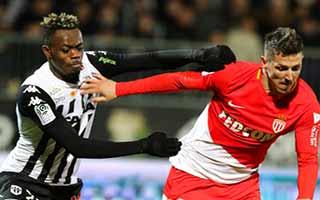 Angers vs AS Monaco