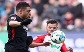 Augsburg vs Eintracht Frankfurt