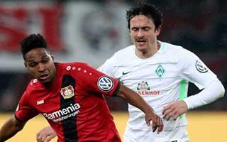 Bayer Leverkusen vs Werder Bremen