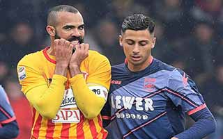 Benevento vs Crotone