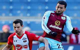 Burnley vs Southampton