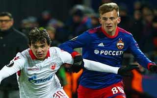 CSKA Moscow vs FK Crvena Zvezda