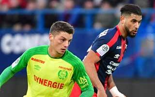 Caen vs Nantes