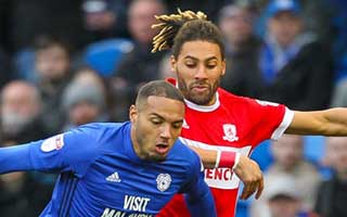 Cardiff City vs Middlesbrough