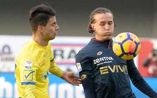 Chievo vs Genoa