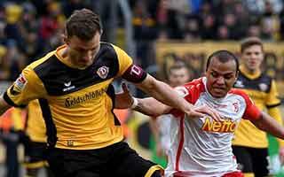 Dynamo Dresden vs Jahn Regensburg