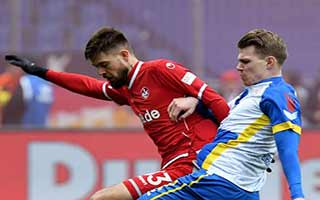 Eintracht Braunschweig vs Kaiserslautern