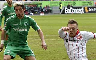 Fortuna Dusseldorf vs Greuther Furth
