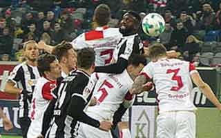 Fortuna Dusseldorf vs Sandhausen