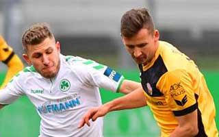 Greuther Furth vs Dynamo Dresden