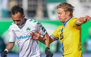 Greuther Furth vs Eintracht Braunschweig