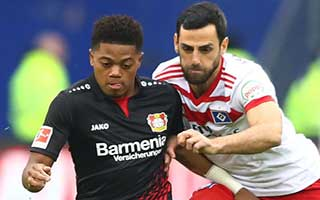 Hamburger SV vs Bayer Leverkusen