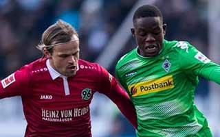 Hannover vs Borussia Monchengladbach
