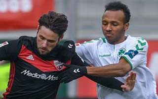 Ingolstadt vs Greuther Furth