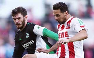 Koln vs Hannover